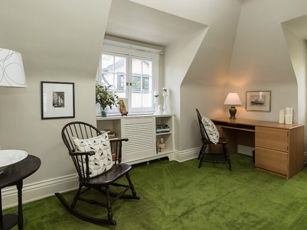 This Den Is Staged To Sell
